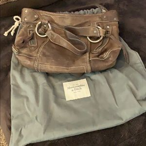 Abercrombie & fitch Leather purse